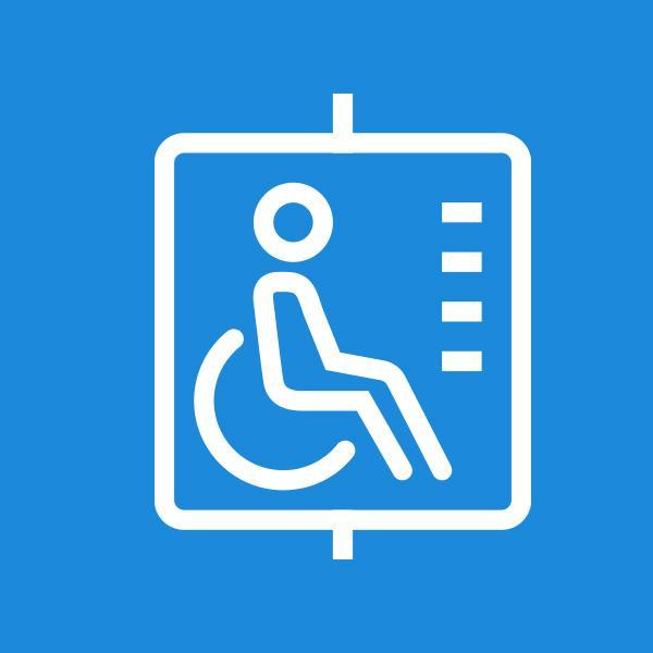 Platformy dla osób niepełnosprawnych